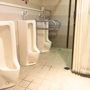 管理棟トイレ工事