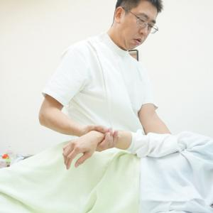 9.27  昨日は40肩の患者さんが多かった