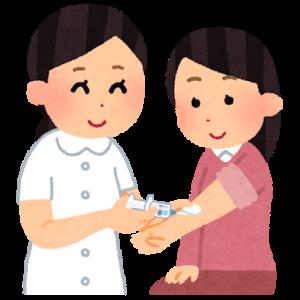 11.12  インフルエンザ予防接種をした日に鍼灸治療できる?