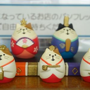 3.1  3月のマスコットは雛祭り