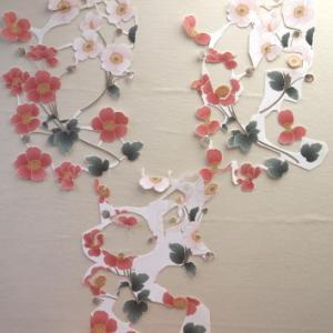 YJ22 新作和柄キット秋明菊