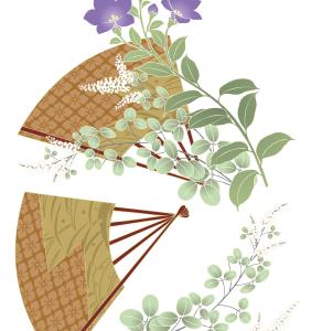 YJ23 桔梗と萩 作り方のコツ