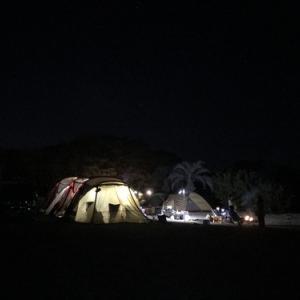 ピノコ's キャンプ(後編)