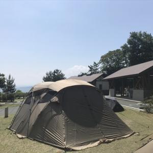 梅雨直前のおっさん'sキャンプ