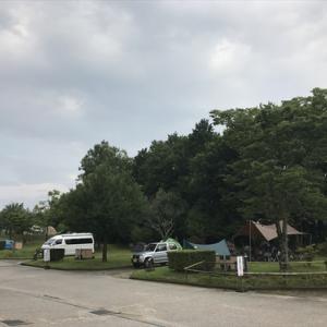 夏キャンプ開始は「吉井竜天」から