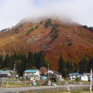 会津のマッターホルン 蒲生岳に登る