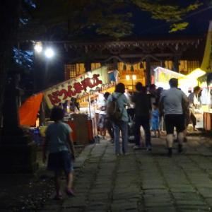 諏方神社の例大祭2019 そして「串」へ