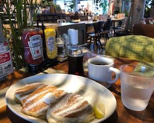 試験報告のお墓参りからコナズコーヒー+温泉+瓶コーラ