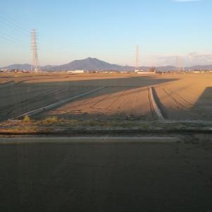関東鉄道常総線の車窓~