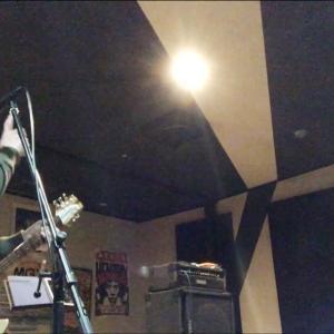 とても久しぶりなスタジオ