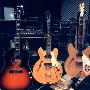 ギターのチューニングは気合だ!