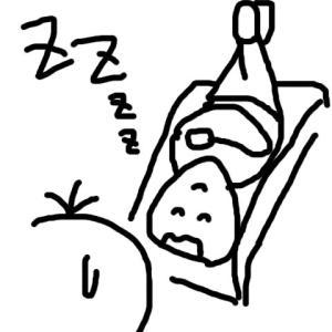 ◆すやすやすや・・・【1コママンガ】