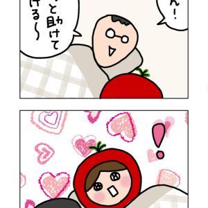 ◆ひどい筋肉痛の夜【4コママンガ】
