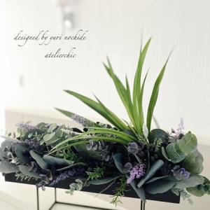 ・ リニューアルオープンのお祝いのお花