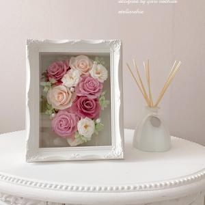 ・ 華やかでエレガントで嬉しいお花のプレゼントにはこれ。