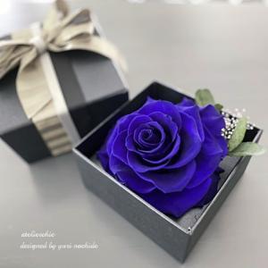 ・ プロポーズが叶うバラ ブルー