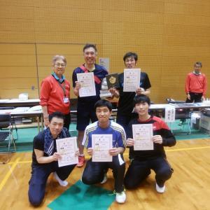 春季リーグ戦 男子Bチーム