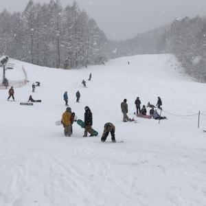グランデコ スノー・リゾート  2019年12月 (福島県 北塩原村)
