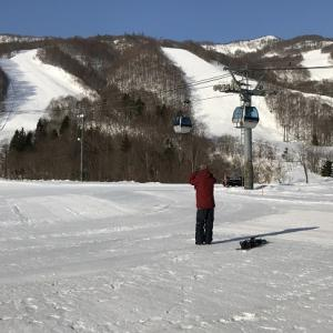 夏油高原スキー場 2019年12月 (岩手県 北上市)