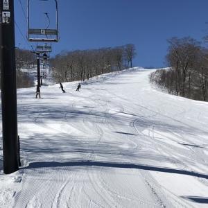 オニコウベ スキー場  2020年 2月(宮城県 大崎市 鳴子温泉)