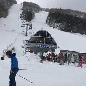 スプリングバレー 泉高原スキー場 2020年2月 (宮城県 仙台市 泉区)