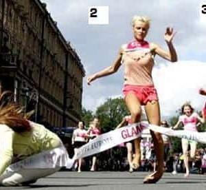 女子マラソン訴訟のその後  会議は踊るっ!