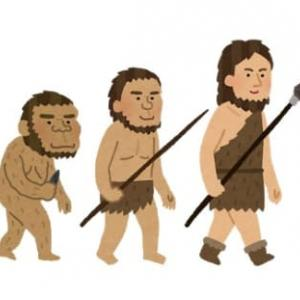 進化論と人類