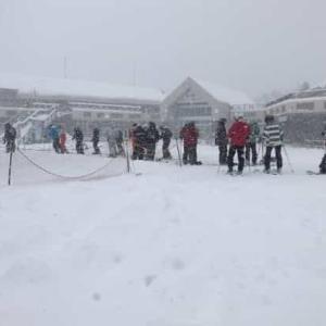 グランデコ スノーリゾート 2020年12月 (福島県 北塩原村)
