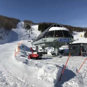 スプリングバレー 泉高原スキー場 2020年12月 (宮城県 仙台市 泉区)