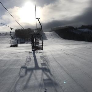 天元台高原スキー場 2019年 1月 (山形県米沢市)
