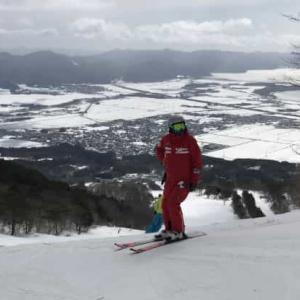 猪苗代スキー場  2021年2月 (福島県 猪苗代町)