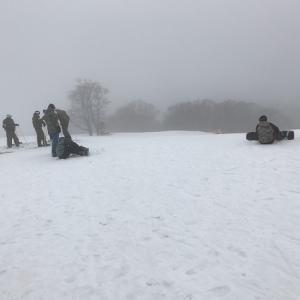 箕輪スキー場 2019年 2月 (福島県 猪苗代町)