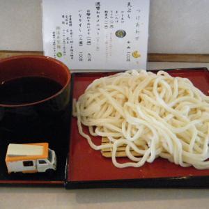銀色テントむしで大盛り…1126軒目・前橋「温井製麺」