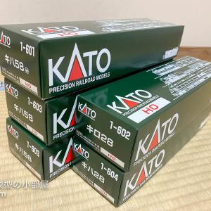 KATO HO キハ58入線