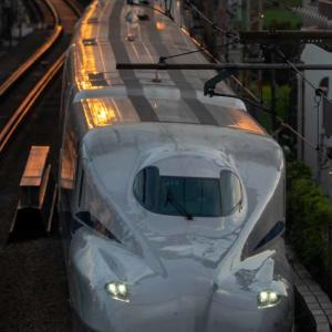 新幹線N700S