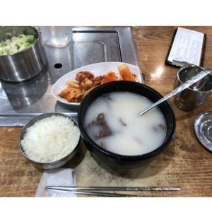 韓国旅行★ソルロンタン★