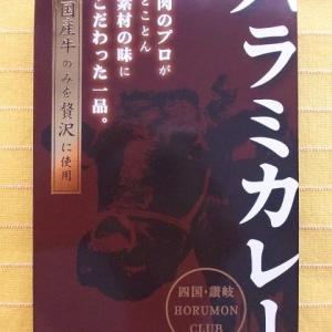 378食目:ハラミカレー(壽屋)