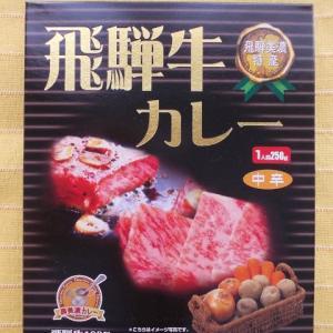 410食目:飛騨牛カレー中辛(覇楼館)