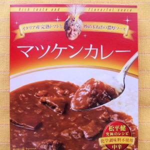 553食目:マツケンカレー 中辛(販売終了)(CODE)【回顧】
