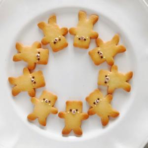 【必見!】元パティシエの超時短サクサク&ホロホロクッキーのコツ!