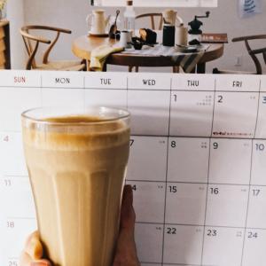 ◎  ダルゴナコーヒー