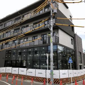 下北沢学生寮改め「レジデンシャル・カレッジ」が姿を現した