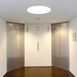 なんて素敵な、エレベーターでのひと言♡