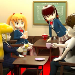 秋の喫茶吉祥寺