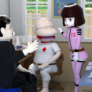 佐渡先生の診察室
