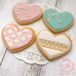 【アイシングクッキー】色々ハート