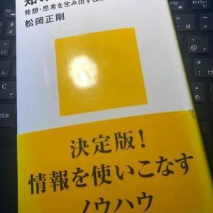 松岡正剛 著「知の編集術」