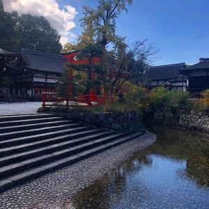 京都で同窓会など