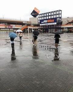 梅雨の頃に、水のあれこれ