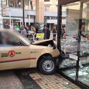 最近の車の事故報道を見ていて、